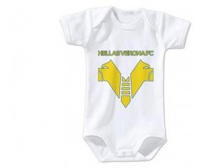 Body bébé Hellas Verona Football Club taille 3/6 mois manches Courtes
