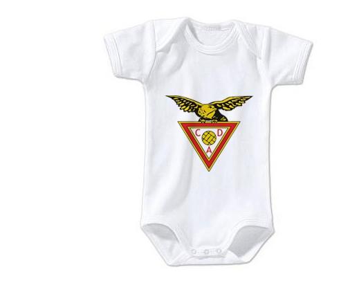 Body bébé Clube Desportivo das Aves taille 3/6 mois manches Courtes