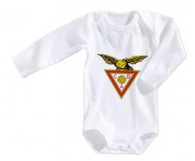 Body bébé Clube Desportivo das Aves taille 3/6 mois manches Longues