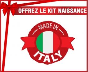 kit naissance bébé personnalisé Made in Italie design 1