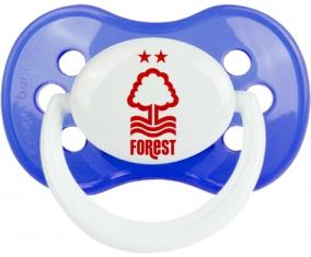 Nottingham Forest Football Club Tétine Anatomique Bleu classique