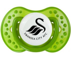 Swansea City Association Football Club Tétine LOVI Dynamic Vert classique