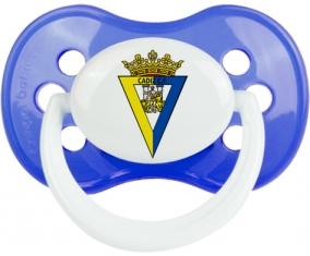 Cádiz Club de Fútbol : Sucette Anatomique personnalisée