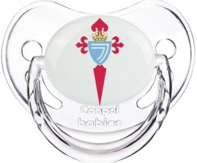 Celta de Vigo Tétine Physiologique Transparent classique