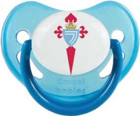 Celta de Vigo Tétine Physiologique Bleue phosphorescente