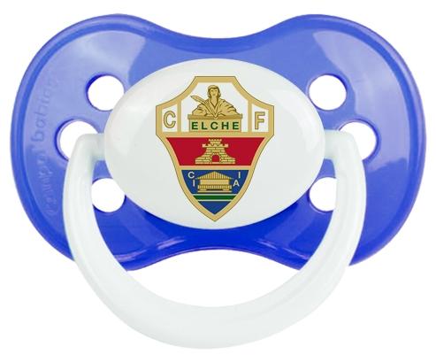 Elche Club de Fútbol Tétine Anatomique Bleu classique