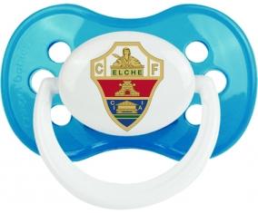Elche Club de Fútbol Tétine Anatomique Cyan classique