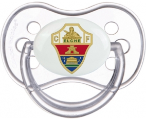 Elche Club de Fútbol Tétine Anatomique Transparente classique