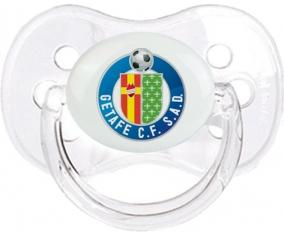 Getafe Club de Fútbol Tétine Cerise Transparent classique