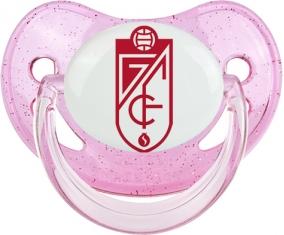 Grenade Club de Fútbol Tétine Physiologique Rose à paillette