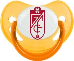 Grenade Club de Fútbol Tétine Physiologique Jaune phosphorescente
