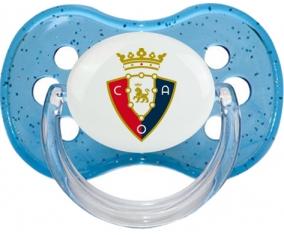 Club Atlético Osasuna Tétine Cerise Bleu à paillette