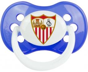 Séville Fútbol Club Tétine Anatomique Bleu classique