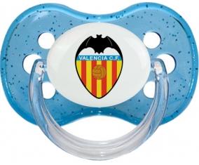 Valence Club de Fútbol Tétine Cerise Bleu à paillette