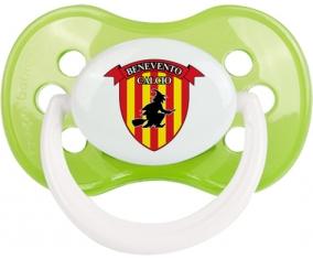 Benevento Calcio Tétine Anatomique Vert classique