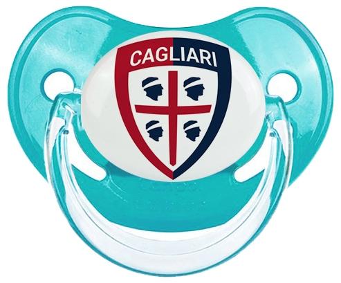 Cagliari Calcio Tétine Physiologique Bleue classique
