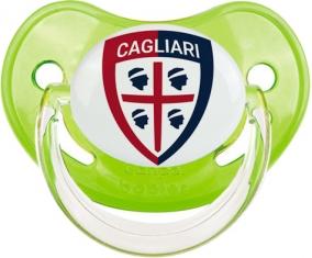 Cagliari Calcio Tétine Physiologique Vert classique