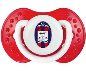 Football Club Crotone Tétine LOVI Dynamic Blanc-rouge classique