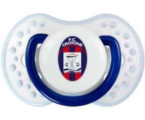 Football Club Crotone Tétine LOVI Dynamic Marine-blanc-bleu classique