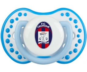 Football Club Crotone Tétine LOVI Dynamic Blanc-bleu phosphorescente