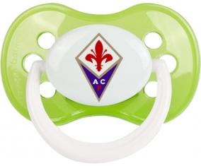 Associazione Calcio Firenze Fiorentina Tétine Anatomique Vert classique