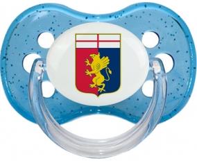 Genoa Cricket and Football Club Tétine Cerise Bleu à paillette