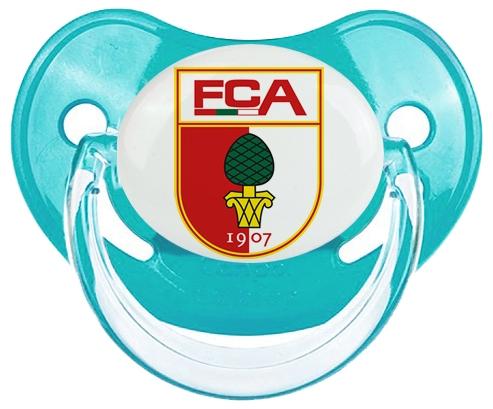 Fußball-Club Augsburg Tétine Physiologique Bleue classique