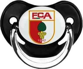 Fußball-Club Augsburg Tétine Physiologique Noir classique