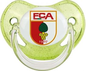 Fußball-Club Augsburg Tétine Physiologique Vert à paillette
