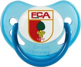 Fußball-Club Augsburg Tétine Physiologique Bleue phosphorescente