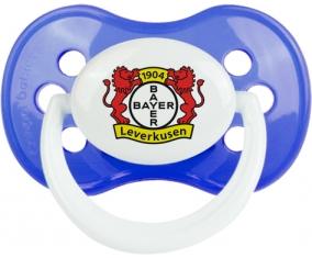 TSV Bayer 04 Leverkusen Tétine Anatomique Bleu classique