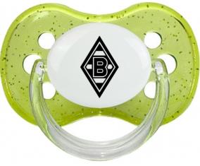 Borussia Mönchengladbach Tétine Cerise Vert à paillette