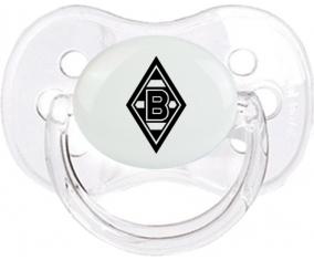 Borussia Mönchengladbach Tétine Cerise Transparent classique