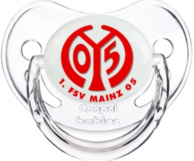 FSV Mayence 05 Tétine Physiologique Transparent classique