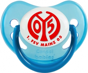 FSV Mayence 05 Tétine Physiologique Bleue phosphorescente