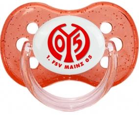 FSV Mayence 05 Sucete Cerise Rouge à paillette