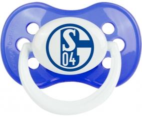 Fußballclub Gelsenkirchen-Schalke 04 Tétine Anatomique Bleu classique