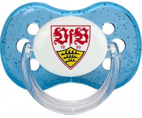 VfB Stuttgart Tétine Cerise Bleu à paillette