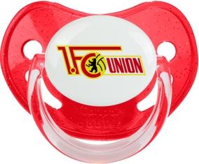 Fußballclub Union Berlin Tétine Physiologique Rouge à paillette