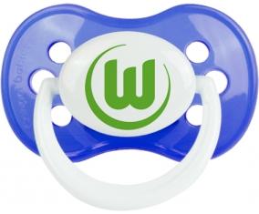 VfL Wolfsburg Tétine Anatomique Bleu classique