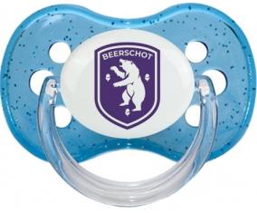 Beerschot VC Anvers Tétine Cerise Bleu à paillette