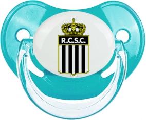 Royal Charleroi Sporting Club Tétine Physiologique Bleue classique