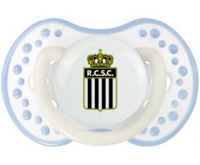 Royal Charleroi Sporting Club Sucete LOVI Dynamic Blanc-cyan classique