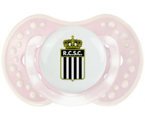 Royal Charleroi Sporting Club Sucete LOVI Dynamic Retro-rose-tendre classique