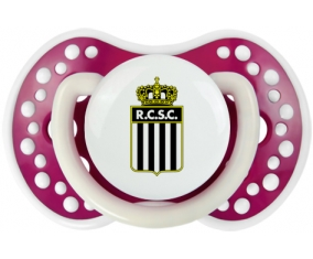 Royal Charleroi Sporting Club Sucete LOVI Dynamic Fuchsia phosphorescente