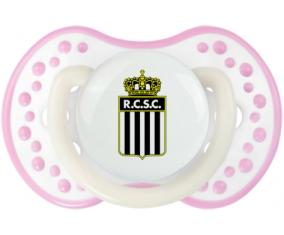 Royal Charleroi Sporting Club Sucete LOVI Dynamic Blanc-rose phosphorescente