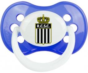 Royal Charleroi Sporting Club : Sucette Anatomique personnalisée