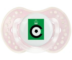 Cercle Bruges KSV Tétine LOVI Dynamic Retro-rose-tendre classique