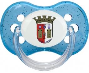 Sporting Clube de Braga Tétine Cerise Bleu à paillette
