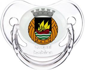 Rio Ave Futebol Clube Tétine Physiologique Transparent classique